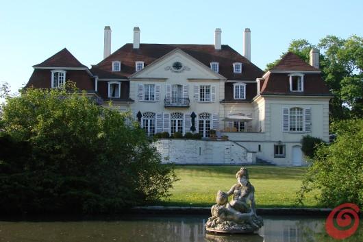 La villa di Beervelde