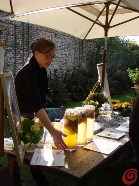 La fiera di giardinaggio di Beervelde