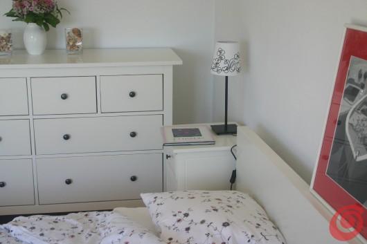 La camera da letto tutta bianca – Casa e Trend