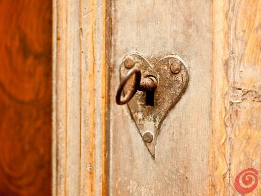 La chiave ... dell'amore