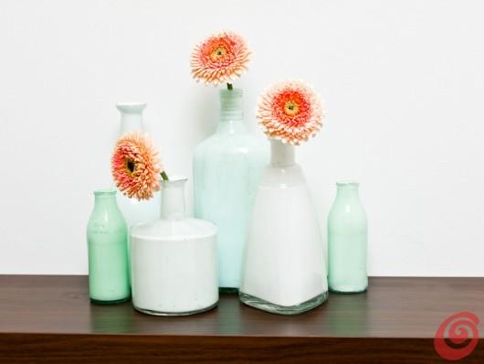 I vasi fai da te ricavati dalle bottiglie