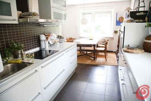 Stanovanje odprtih vrat dom in stil for Decorazioni cucine moderne