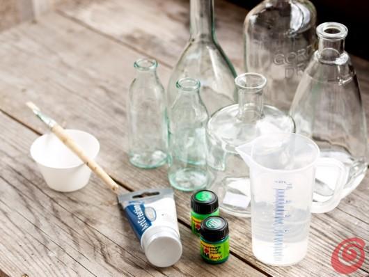 Il necessario per preparare i vasi fai da te