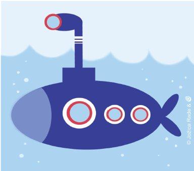Il free print del sottomarino