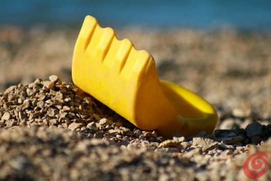 Il giallo, colore delle vacanze