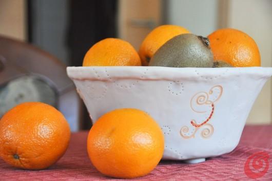 La fruttiera è uno splendido complemento per l'arredo dei nostri esterni