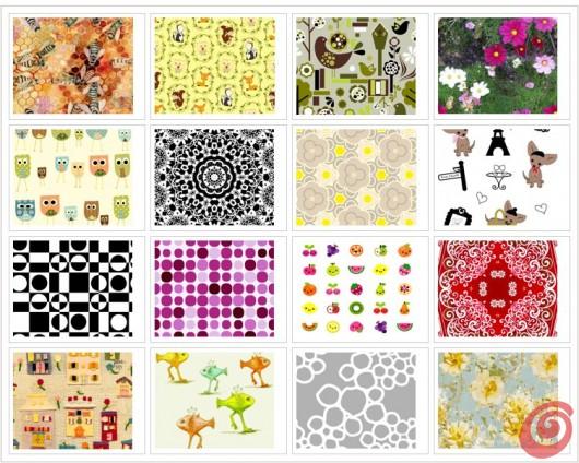 Le fantasie di aprile, Spoonflower