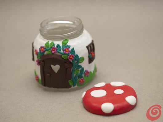 Il nostro fungo candela fai da te è proprio un'amanita