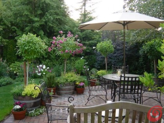 Vrt v lon kih 17 drevesa in grmi dom in stil for Alberelli ornamentali