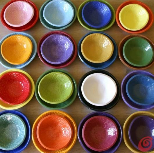 Le ciotole di Wobby Plates