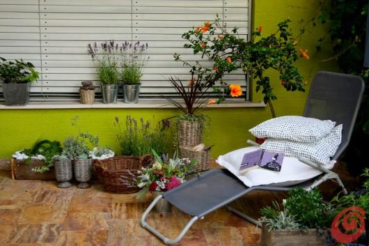 Idee per decorare il terrazzo estivo casa e trend - Idee per abbellire casa ...