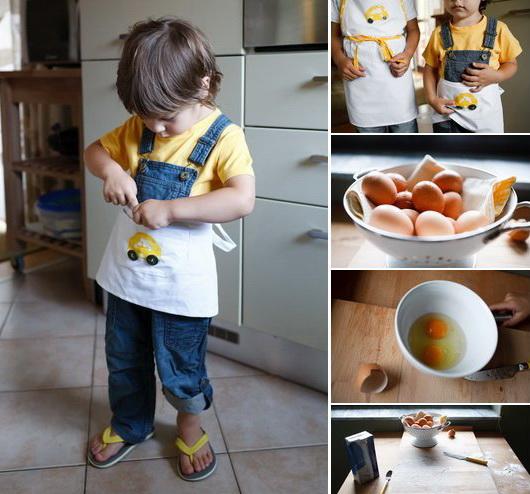 palačinke otroci rumena