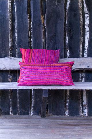 I cuscini di Minh