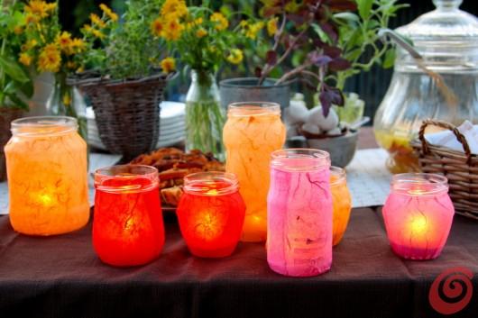 Lanterne Da Giardino Fai Da Te : Addobbi giardino fai da te elegant addobbi giardino fai da te