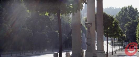 Glasba panoram Plečnikove arhitekture, delo Staneta Jeršiča in Barbare Jakše Jeršič