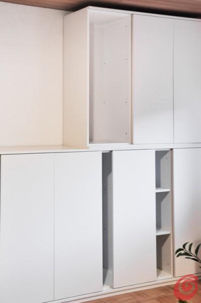 il laboratorio in casa prende forma: una fonte di idee anche per un angolo st