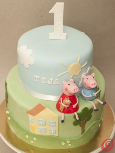 Torte per comleanni, torte nuziali e torte per ogni ricorrenza davvero speciali