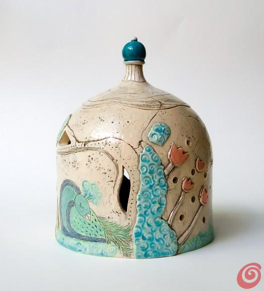 Le ceramiche d'autore di Tika