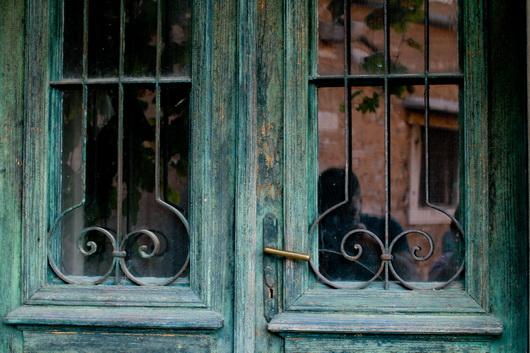 Il dietro le scene del servizio fotografico misterioso dell'autunno