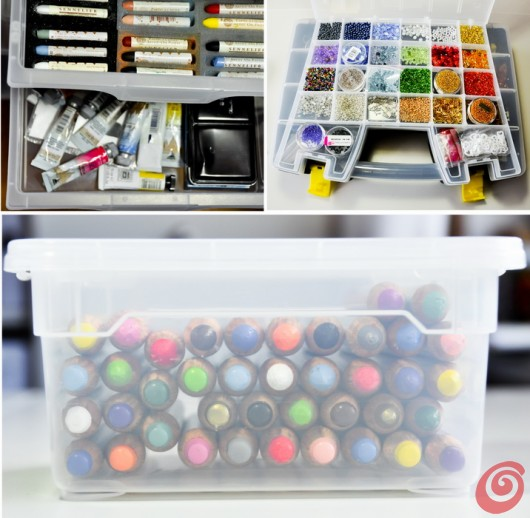 organizzare un piccolo laboratorio del fai da te in casa