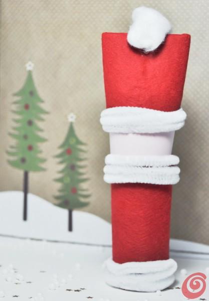 le confezioni regalo fai da te che fanno anche da addobbi natalizi - idee Natale