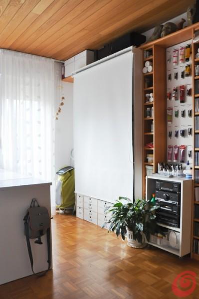 Arredare lo studio si trasforma in piccolo atelier iii for Arredare studio in casa