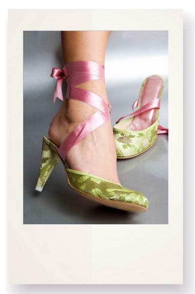 La lista dei desideri per i regali di Natale di Ursa Nina, le scarpe d'autore