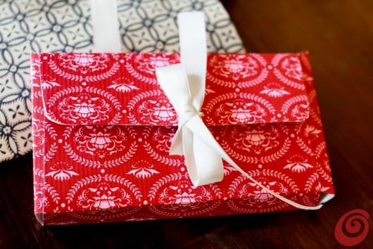 Ideja ovojnica za darilo dom in stil for Libri regalo