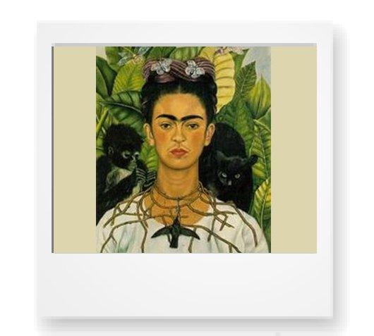 idee per i regali natalizi, vedere la retrospettiva di frida kahlo a vienna