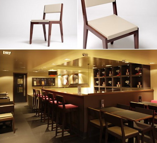 poltrone design Quinze & Milan seats