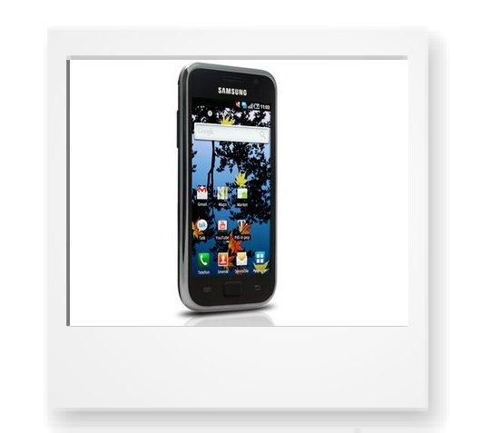 desideri per i regali di Natale, il Samsung Galaxy S