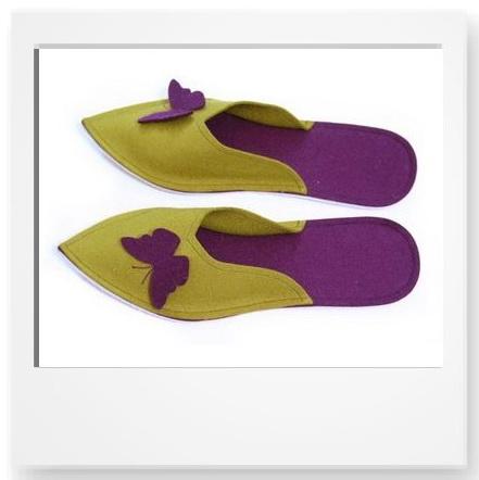 lista dei desideri per i regali di natale, le pantofoline