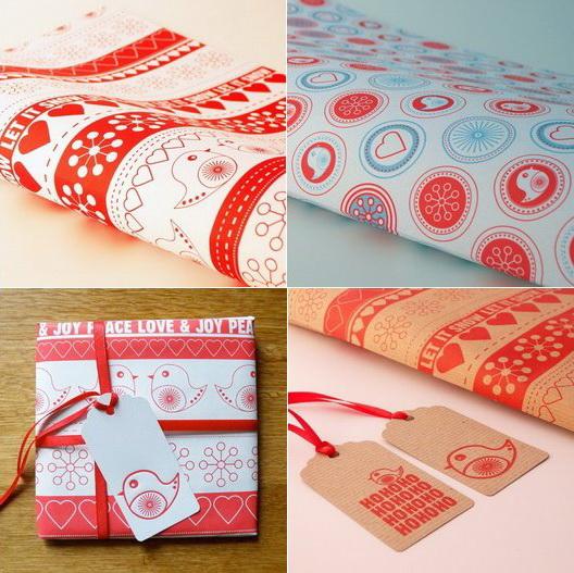 allihopa - la carta da regalo nel classico bianco e rosso