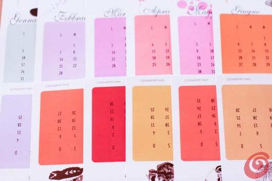 Il calendario da stampare gratis per il 2011 free print