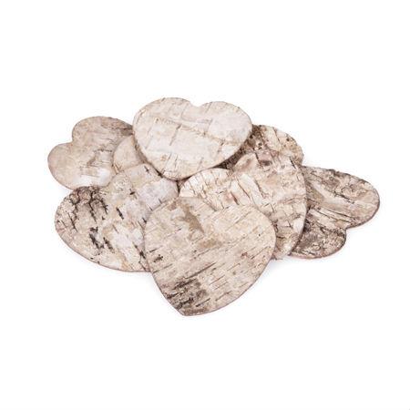 Granit, gli addobbi natalizi che ricordano la corteccia di betulla, decorazioni scandinave svedesi