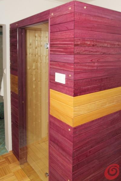 Costruire una sauna in casa seconda parte casa e trend for Tutto fai da te casa