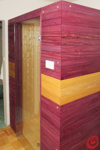 costruire una sauna in casa seconda parte casa e trend
