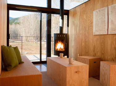 Glamping in stile industriale casa e trend for Casette in legno abitabili arredate