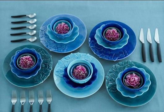Mateus - le tendenze di colore per le ceramiche del 2012