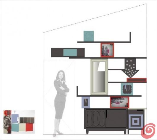 Thomas Wold, i mobili di recupero si riappropriano della propria dignità, l'arredamento che finisce in discarica spesso può essere riciclato per farne delle pareti attrezzate, tavoli, scaffali ...
