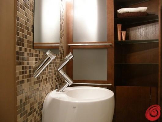 Top e arredare un bagno piccolo dal progetto alla with bagno piccolo design - Design bagno piccolo ...