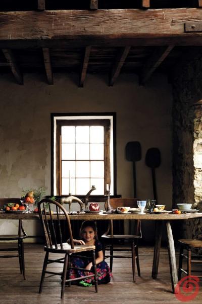 Anthropologie e i suoi complementi per la casa ritratti in foto davvero affascinanti.