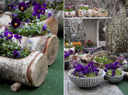 Elementi Decorativi Da Giardino : Addobbare il giardino con le decorazioni pasquali u casa e trend