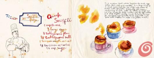 Disegni e cucina: le  ricette illustrate di They Draw & Cook