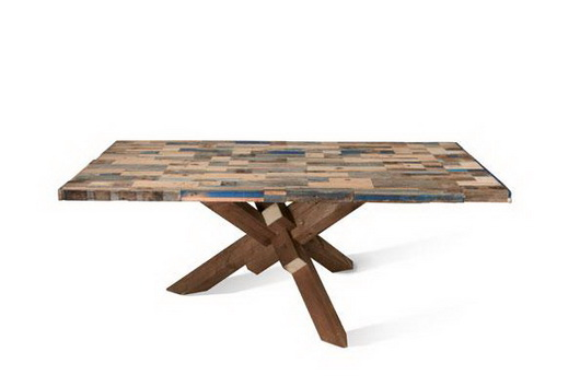 Hedzel Hunt: idee formidabili per riciclare il legno di recupero!