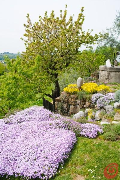 Un giardino e un orto di campagna nel collio goriziano casa e trend - Giardino di campagna ...