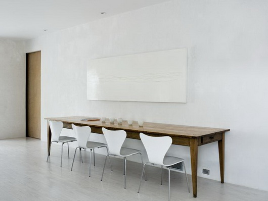 Una casa di vacanze minimalista a Marfa, Texas