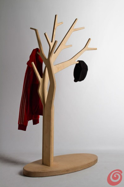 Awesome Attaccapanni A Forma Di Albero Contemporary - harrop.us ...