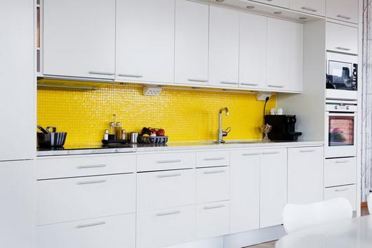 Idee per utilizzare il giallo in cucina – Casa e Trend