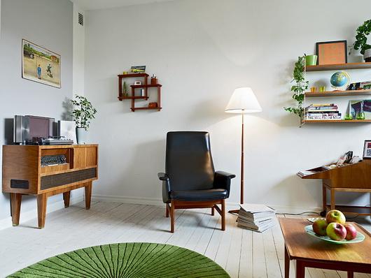 Arredamento Svedese Vintage : Arredi vintage per una casa e una cucina retrò u2013 casa e trend